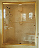 Framed Shower Glass