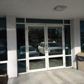 Commercial Entrance Doors