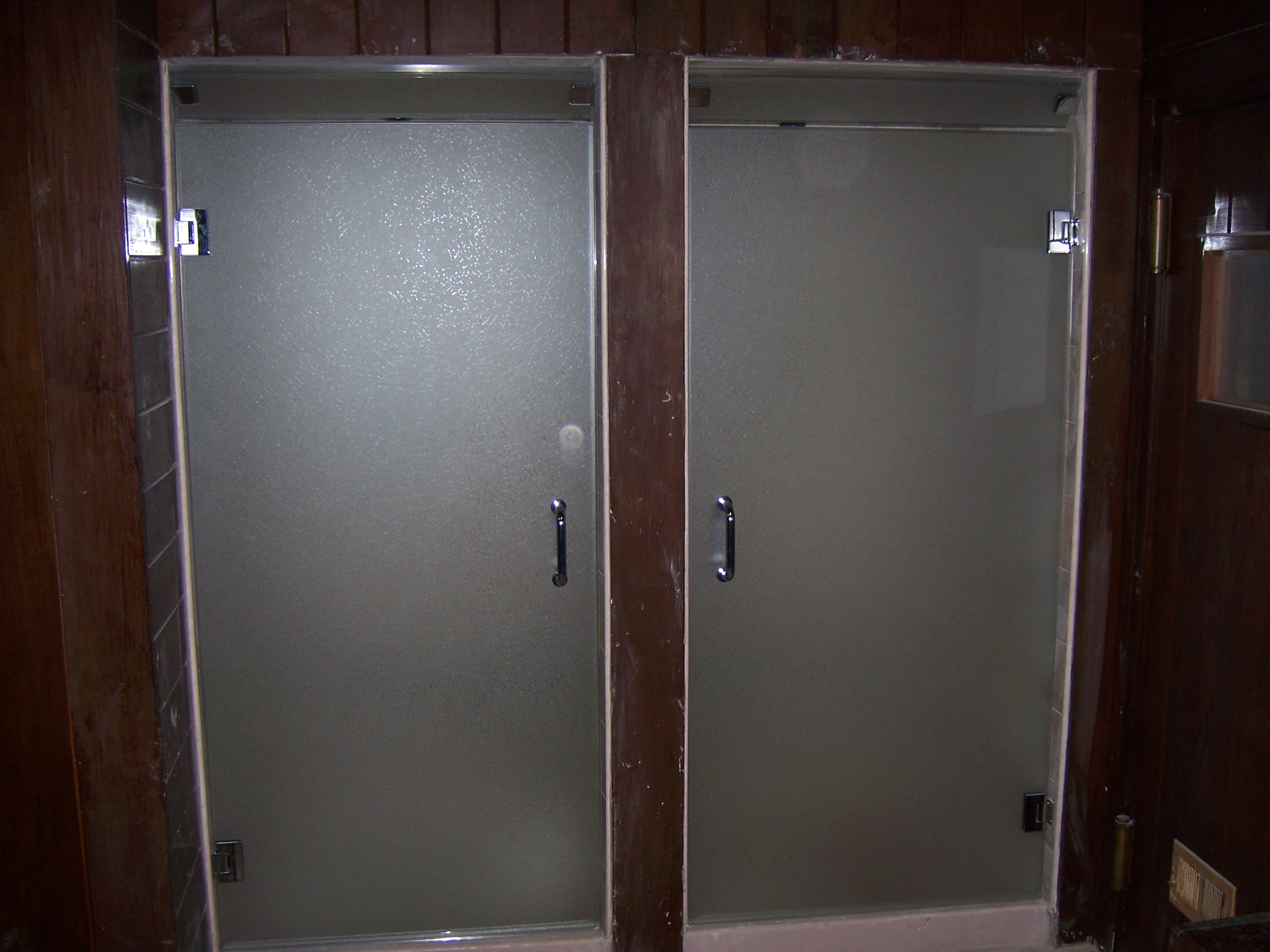 Single Shower Doors