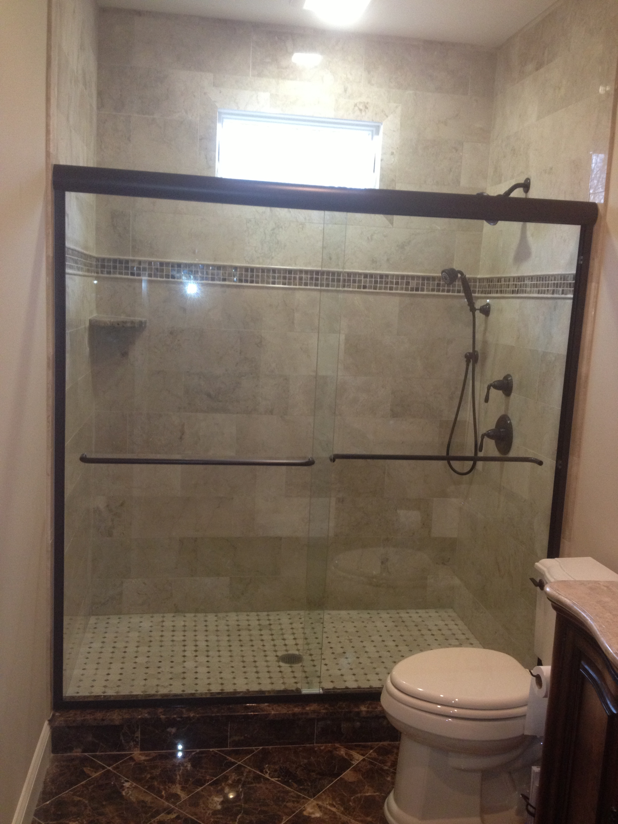 about house shower design frameless sliding the doors glass all