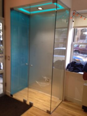 Custom Commercial Glass